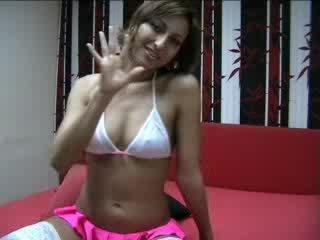 Video 6 von CuteJenny , Laufzeit: 95 Sek.