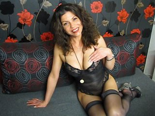 Kinsley beim live Cam Sex
