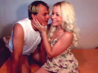 Sexy Webcam Girl Kristine & Nicolas
