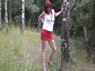 Preview 14: Denisa Ich zeige Dir gerne meinen geilen Körper... Ein bisschen frivol :-)