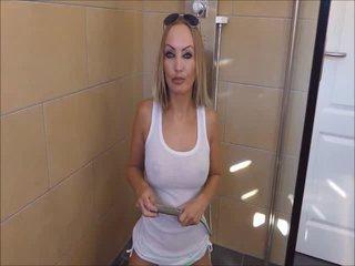 Blasi vor der Livecam