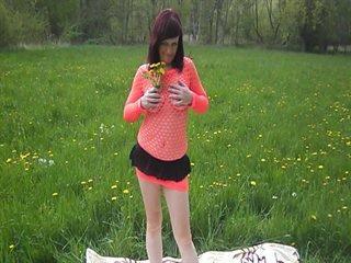 Preview 65: Denisa Ich zeige Dir gerne meinen geilen Körper... Ein bisschen frivol :-)