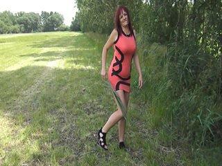Preview 46: Denisa Ich zeige Dir gerne meinen geilen Körper... Ein bisschen frivol :-)