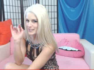 Preview 18: Blanche *Exklusiv* vollbusige blonde Luder :-P Komm in meinen Chat, hier ist es nett...