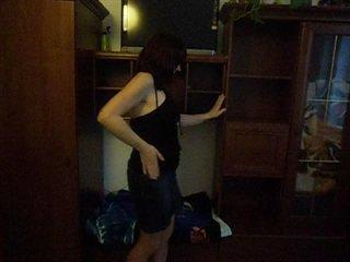Preview 66: Denisa Ich zeige Dir gerne meinen geilen Körper... Ein bisschen frivol :-)
