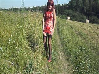 Preview 31: Denisa Ich zeige Dir gerne meinen geilen Körper... Ein bisschen frivol :-)