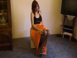 Preview 7: Denisa Ich zeige Dir gerne meinen geilen Körper... Ein bisschen frivol :-)
