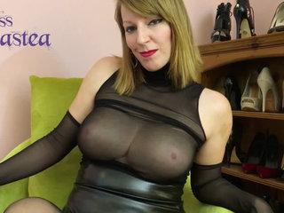 Preview 2: MissAdrastea NYLON MISTRESS erwartet dich! ;) Süße Maus braucht Abwechslung