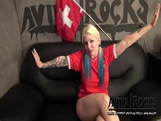 Preview 3: AvivaRocks *Exklusive* Plastic Bitch wartet auf dich! Sexy Girl lässt Dich alles vergessen!