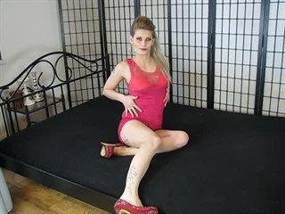 Preview 1: SexyParis Sexy heisse blonde Stute Heiße Maus bringt Dich auf andere Gedanken!
